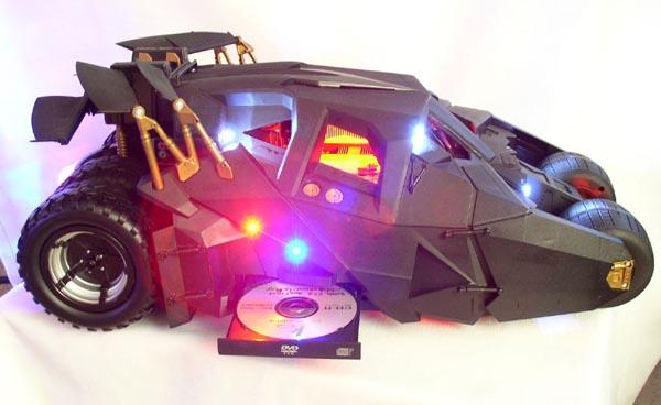 Batmobile Tumbler PC