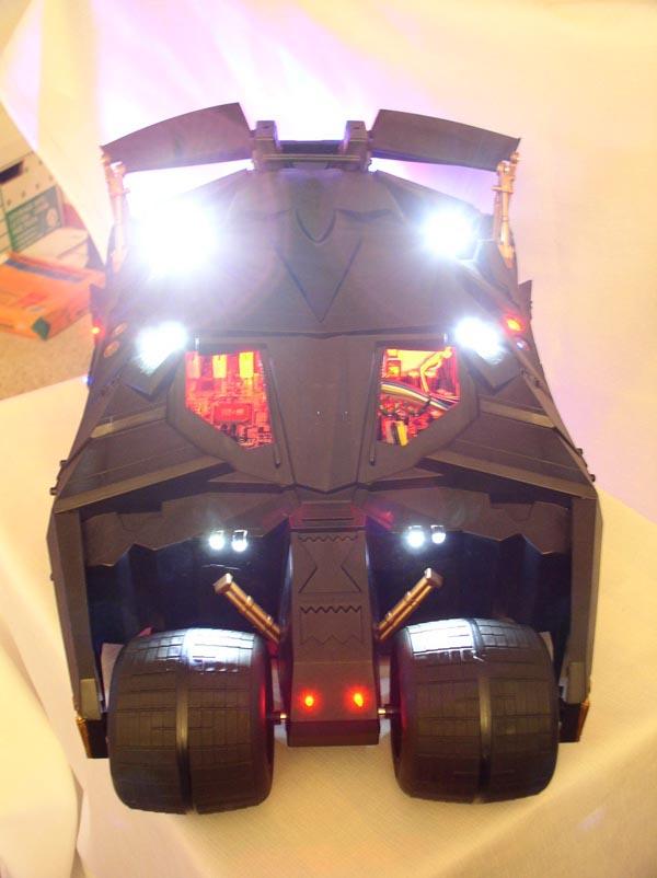 Batmobile Tumbler Batman Begins 4 - Muscle Cars Zone!