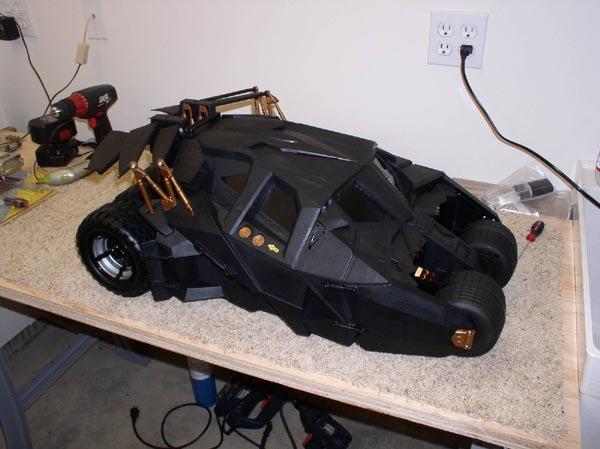 BAT - BLOG : BATMAN TOYS and COLLECTIBLES: PC MOD: Custom